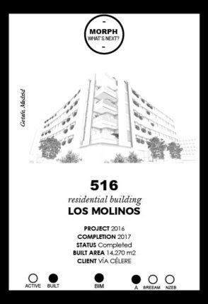 Los Molinos_CROMOS MORPH STUDIO_2019_PROJECTS